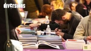 Salon du livre Au Fil Des Mots à Baume les Dames