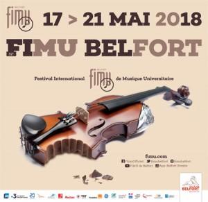 FIMU 2018 à Belfort