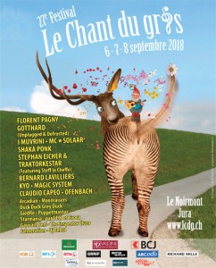 Le Chant du Gros 2018 au Noirmont