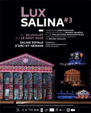 Saline royale d'Arc-et-Senans - Lux Salina