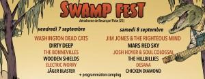 Swamp Fest 2018 à Thise