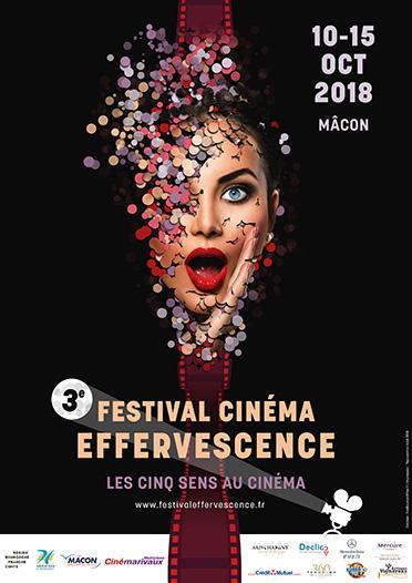 affiche festival cinéma macon