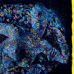 François Atlas - Fleurs du Mal à découvrir lors de Livres dans la Boucle