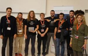 Hacking Health 2017 à Besançon