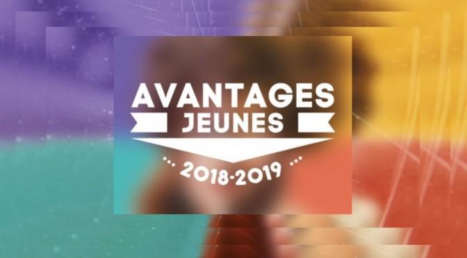 logo avantages jeunes 18-19