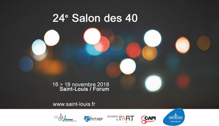 24e Salon des 40 à Saint-Louis