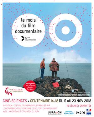 Mois du Film Documentaire 2018 dans le Territoire de Belfort