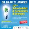 Salon Habitat et économies d'énergies à l'Axone