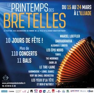 Printemps des Bretelles 2019 à l'Illiade