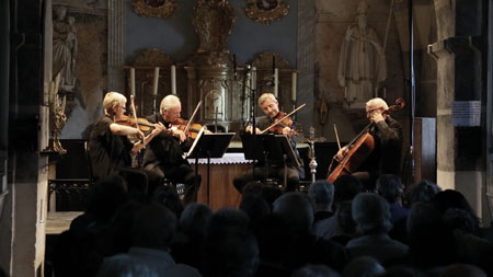 Le Quatuor Manfred