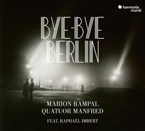 Quatuor Manfred - Bye-Bye Berlin