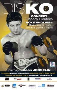 DisKO 2 au Palais des Sports de Besançon
