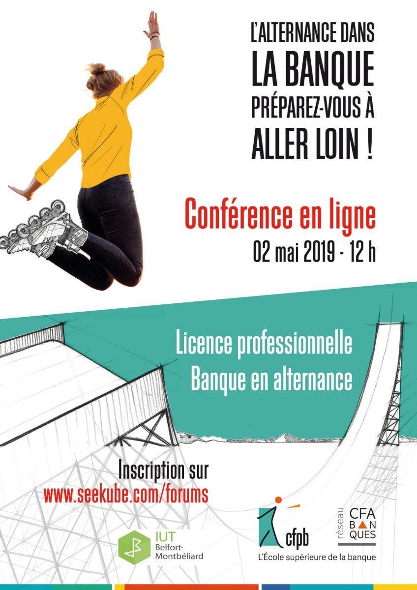 affiche conférence en ligne UFR