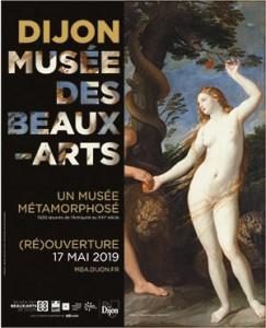Réouverture du Musée des beaux-arts de Dijon