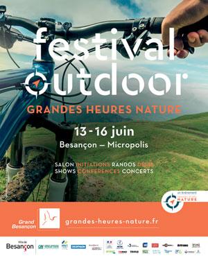 Grandes Heures Nature dans le Grand Besançon