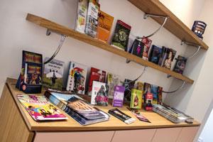 Belfort Tourisme c'est aussi une boutique ! - Photo : Belfort Tourisme