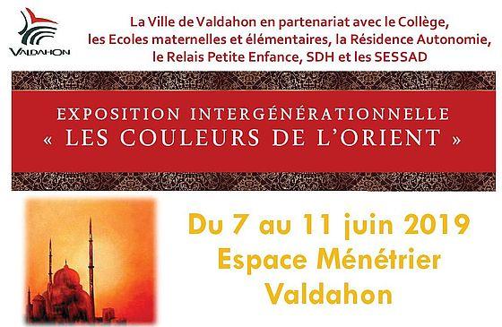expo intergénérationnelle valdahon