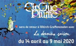 Le Cirque Plume à l'Illiade en 2020