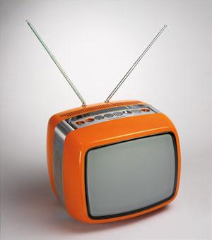 Téléviseur Continental Edison, années 1970.