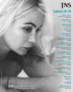 Théâtre National de Strasbourg Saison 2019-2020