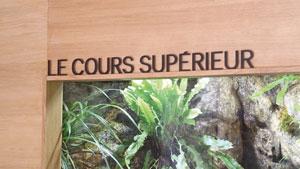 Nouvel aquarium de la Citadelle de Besançon