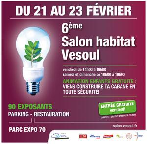 Salon Habitat de Vesoul 2020