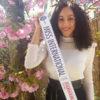 Elisa Boriel concourt pour le titre Miss International 2020. Elle représente le Doub