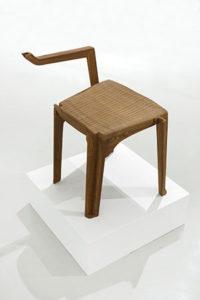 La Chaise de Pondichéry par Dector & Dupuy
