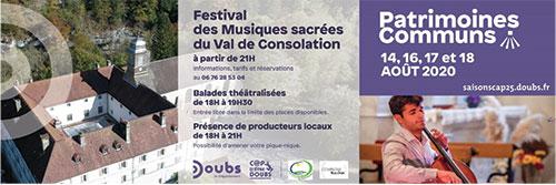 Patrimoines Communs dans le Doubs 2020