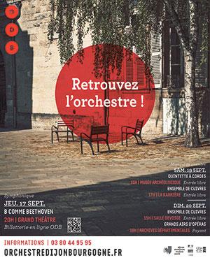 Orchestre Dijion Bourgogne