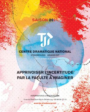 TJP de Strasbourg - Rentrée 2020
