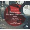 Orchestre Dijon Bourgogne - Humanismes d'Orient et d'Occident