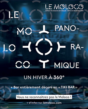 Le Moloco d'Audincourt - Scène à 360 degrés