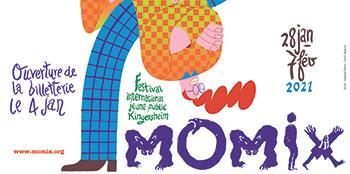 Festival Momix 2021 à Kingersheim