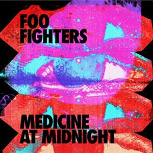 Foo Fighters - Medecine At Midnight - Chronique album