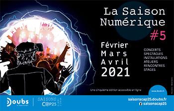Doubs - Scène numérique #5 - 2021