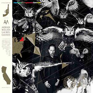 Arman Méliès - Laurel Canyon - Royal Bourbon - Bellevue Music - Chronique album