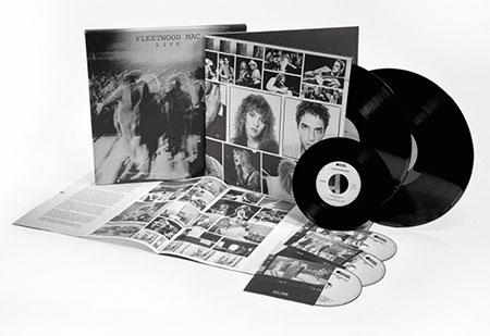 Fleetwood Mac Live Super Deluxe Edition