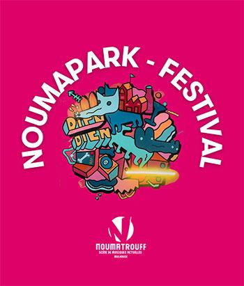 Festival Noumapark 2021 à Mulhouse