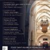 Orgue et Musique Pesmes - Saison 2021 de Musique en tribune