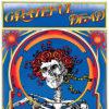Grateful Dead Live - 50th Anniversary Edition - Skull and bones
