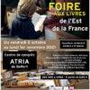 47e Grande Foire aux Livres de Belfort du 8 octobre au 1er novembre 2021