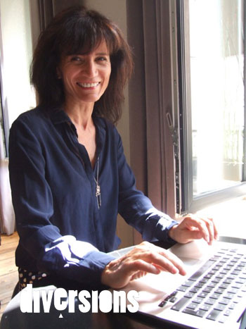 Murielle Maronne, créatrice du jeu OnyXP