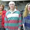 Julie Welklen, Roland Chopard et Claire Perrin, vous attendent du 4 au 6 mars à l'Abbaye de Baume-les-Dames et dans leur atelier