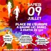 Baume Color à Baume-les-Dames le 9 juillet 2016