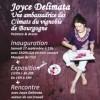Joyce Delimata à la Maison des Sociétés de Marsannay la Côte