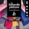 Samedis Piétons 2017 à Besançon