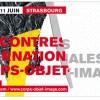 3e Rencontres Internationales Corps-Objet-Image à Strasbourg