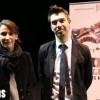Delphine Mentré et Matthieu Spiegel à la conférence de presse du FIMU 2018 à VIADANSE en avril dernier