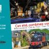 Billet combiné Cité du Train - Train Thur Doller Alsace